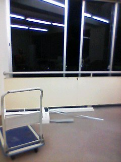 多摩教室(台車)